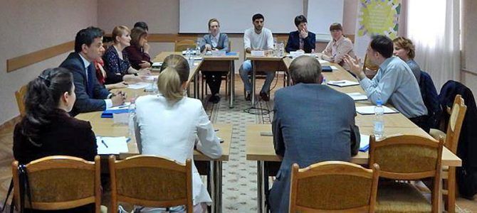 The Institute for Rural Initiatives encourages community participation of minority groups in Moldova