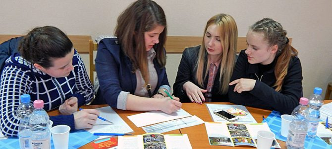 The Institute for Rural Initiatives suggests young Moldovan people a new way of integration and development