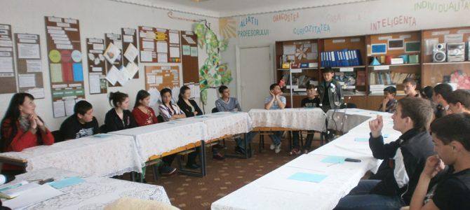 Institutul pentru Inițiative Rurale în vizită la cluburile sale de democrație din raioanele Drochia și Hîncești