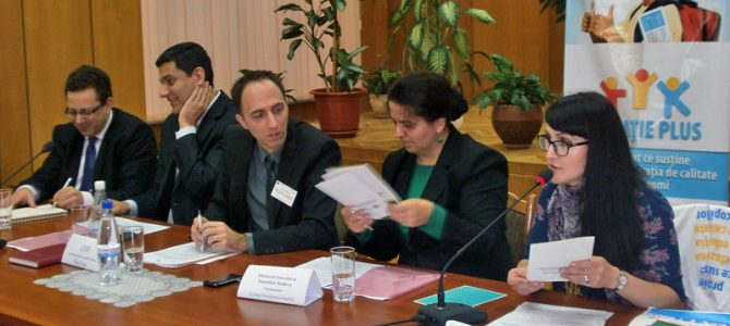 Ograda Nostra is taking another step, the Ministry of Education is speaking about joining