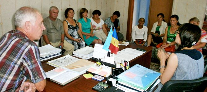 """The Institute for Rural Initiatives plants """"seeds"""" of interethnic dialogue and cooperation"""