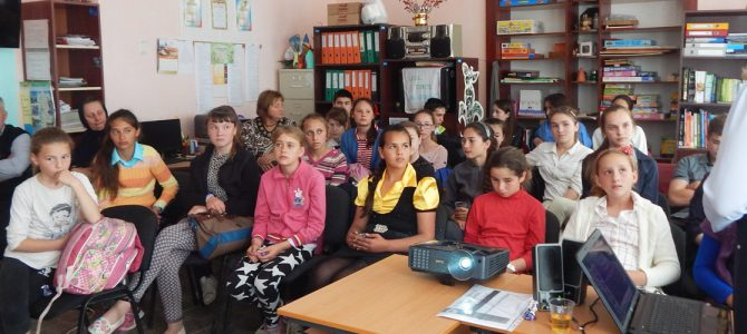 Raising anti-corruption awareness among young entrepreneurs from Zirnesti, Cahul
