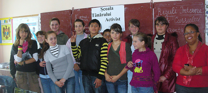 School for Young Activist