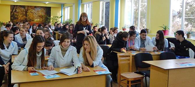 Tinerii din Republica Moldova salută noul mod de abordare a problemelor minorităților