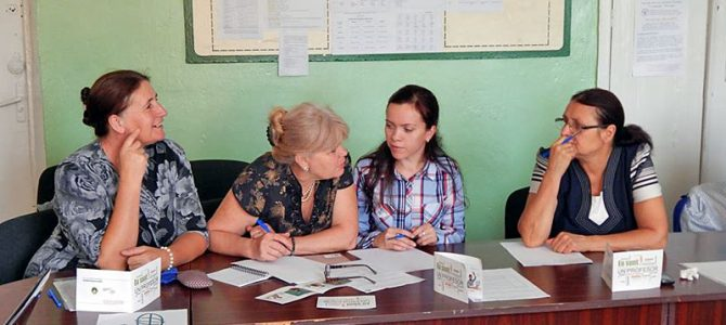 The Institute for Rural Initiatives helps teachers from Moldova to explore new horizons