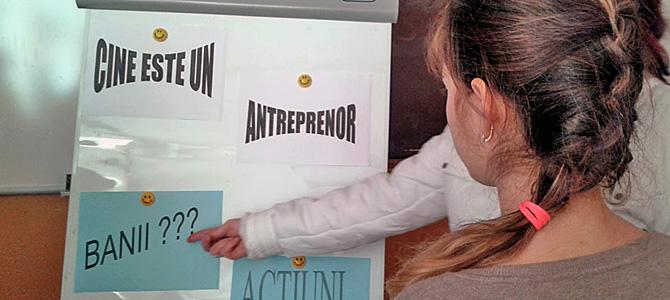 Tinerii antreprenori din 4 comunități rurale din RM investesc în capacitățile sale