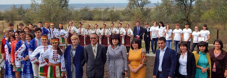 Împuternicirea comunităților etnice din Moldova