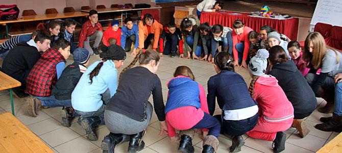 Ce mai învață elevii din Zîrnești și Gribova