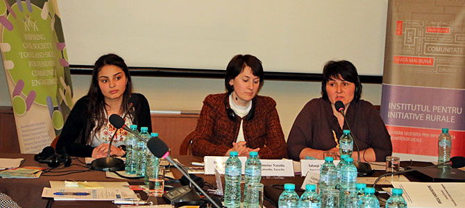 Briefing Minority Empowerment in Moldova – outcomes after three years project implementation