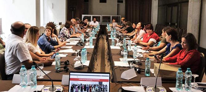 MASĂ ROTUNDĂ. Valoarea exercițiului de replicare a modelelor de incluziune în procesul de împuternicire a comunităților minoritare din RM