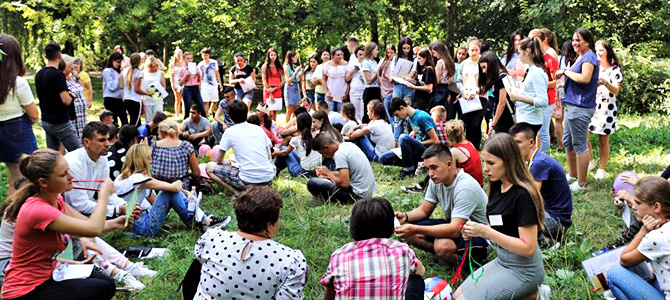 ProCivic Academy Edition II – A new challenge for 100 young people coming from 20 communities from Moldova