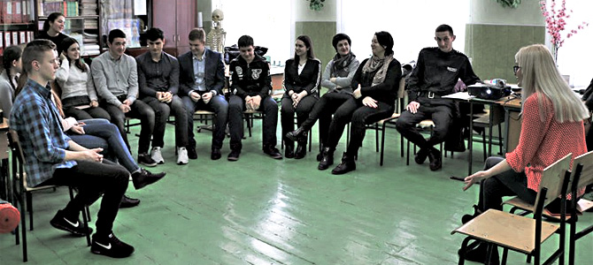 Echipa IRI a vizitat comunitatea Otaci din raionul Ocnița