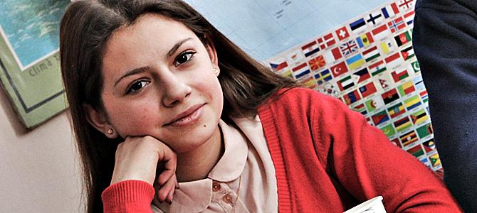 Victoria Mîrza
