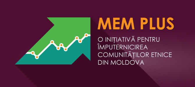 Minority Empowerment in Moldova – MEM PLUS