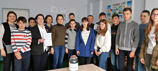 Grupul de inițiativă din Larga Nouă amenajează un centru comunitar pentru a promova educația antreprenorială în rândul tinerilor