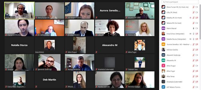 Sectorul de tineret în Moldova: provocări, priorități, planuri