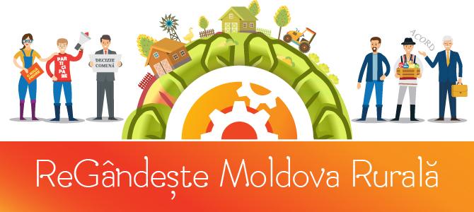 ReThink Rural Moldova project