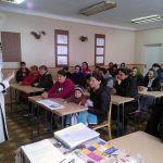 Parent guidance meeting in Gribova preparatory school