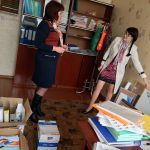 Teaching materials, Gribova preparatory school