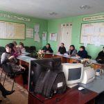 """Training orientativ cu corpul profesoral al LT """"I. Creangă"""", Zîrnești, Cahul"""