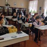 """Training orientativ cu corpul didactic al LT """"M. Eminescu"""", Hîncești"""