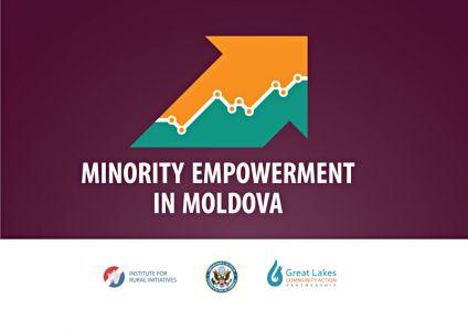 """Raport în cadrul proiectului """"Împuternicirea comunităților etnice din Moldova"""", 2014-2018."""